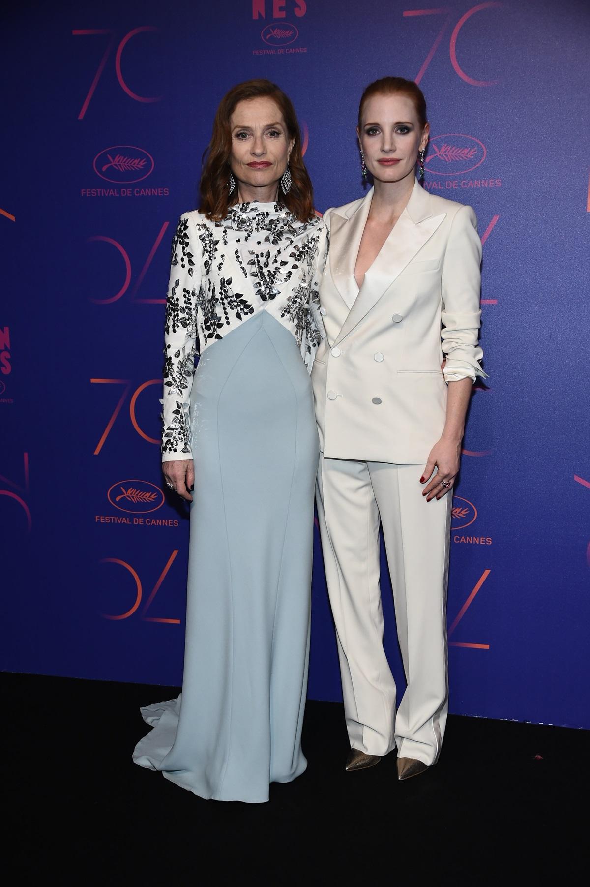 Tras la alfombra roja, llega la fiesta, Cannes celebra su ...