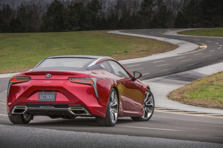 Lexus Lc 500 10