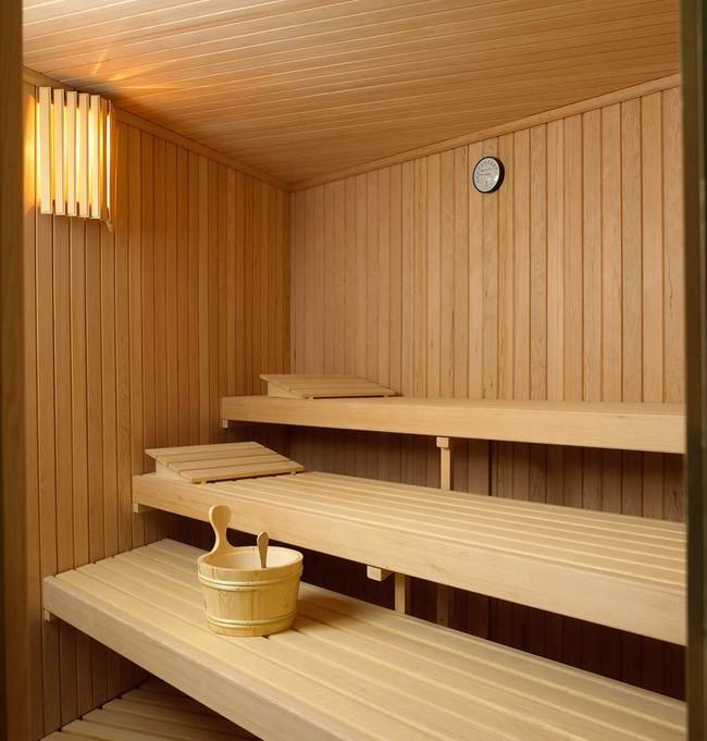 Sauna Con 3 Bancos 0