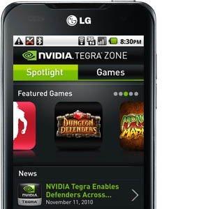 Nvidia Tegra Zone, una tienda de juegos para el binomio Android/Tegra 2