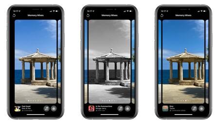 Apple Music llega a los recuerdos de Fotos, así podemos juntar nuestras canciones y fotos favoritas