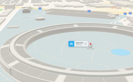 Ya puedes ver en detallados modelos 3D el Apple Park en los Mapas de Apple
