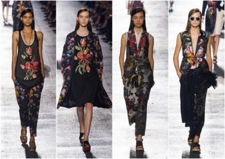 Dries van noten tendencias moda pv 2014