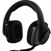 G533, los nuevos audífonos 7.1 wireless para gaming de Logitech