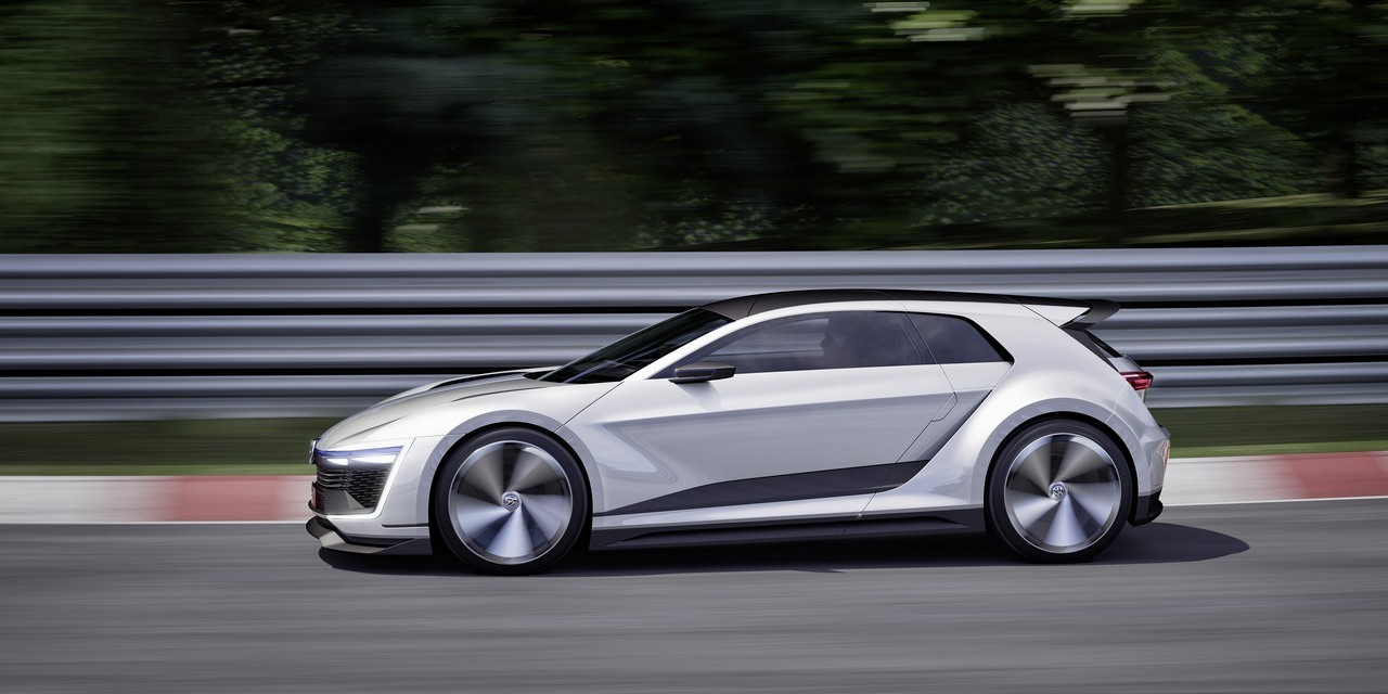 Foto de Volkswagen Golf GTE Sport Concept (34/43)