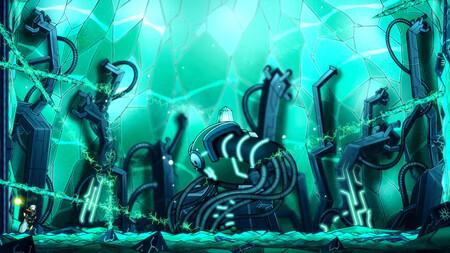 Prueba gratis por tiempo limitado la demo de Aeterna Noctis, el esperado Metroidvania 2D desarrollado en España