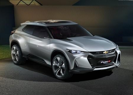 El FNR-X anticipa la entrada de Chevrolet en la competencia de los crossover ecológicos