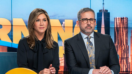 The Morning Show Apple Tv Steve Carrell