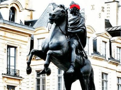 Se hace la luz sobre el misterio de las esculturas con los ojos vendados de Marsella