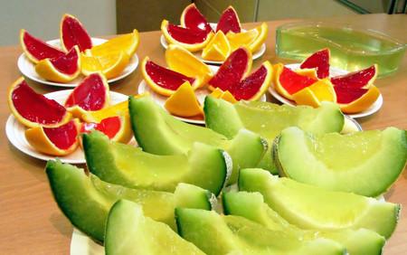 Una buena alternativa durante los entrenamientos es la fruta