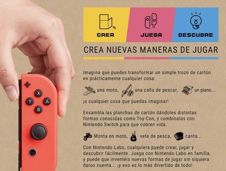 Nintendo Labo Para Switch Precio Kits De Juego Y Fecha De Lanzamiento