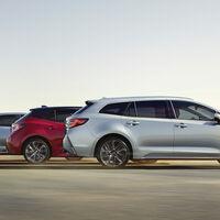 El Toyota Corolla actualiza su gama: todos los precios de este coche híbrido siempre exento del impuesto de matriculación