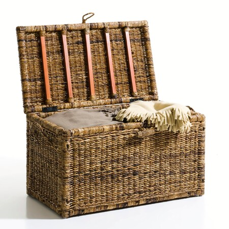 Baúl de madera