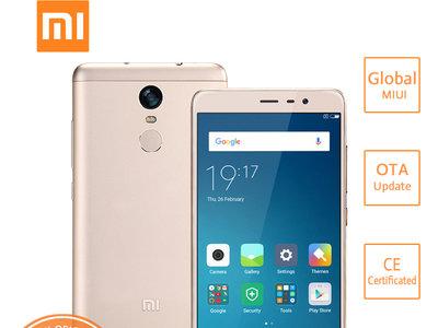 Xiaomi Redmi Note 3 Pro 32GB Versión Global por 176,69 euros y envío desde España
