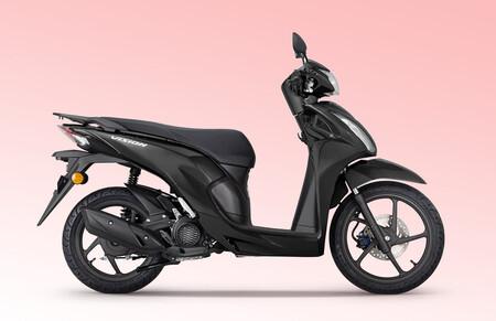 Honda Vision 110 2021 2