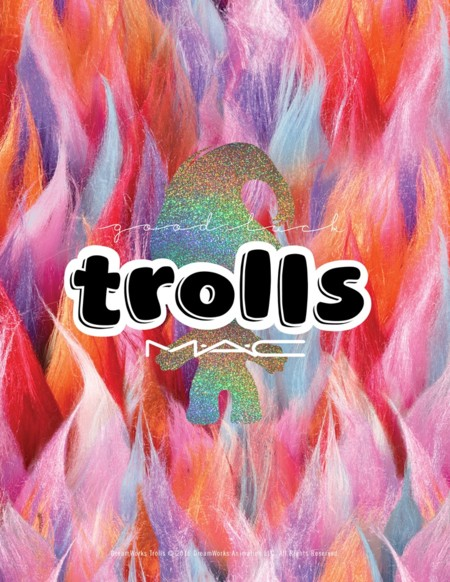 """MAC rescata los famosos """"trolls"""" en su nueva colección veraniega"""