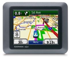 Garmin nüvi 550 y 500, GPS todo-terreno