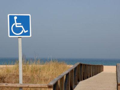 Accesibilidad: la playa debe ser para todos