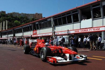 GP de Mónaco 2010: Remontada de Fernando Alonso con final agridulce