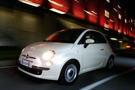 500 Fiat 500 para España en noviembre