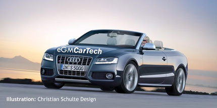Audi A5 Cabrio, a la venta el próximo año