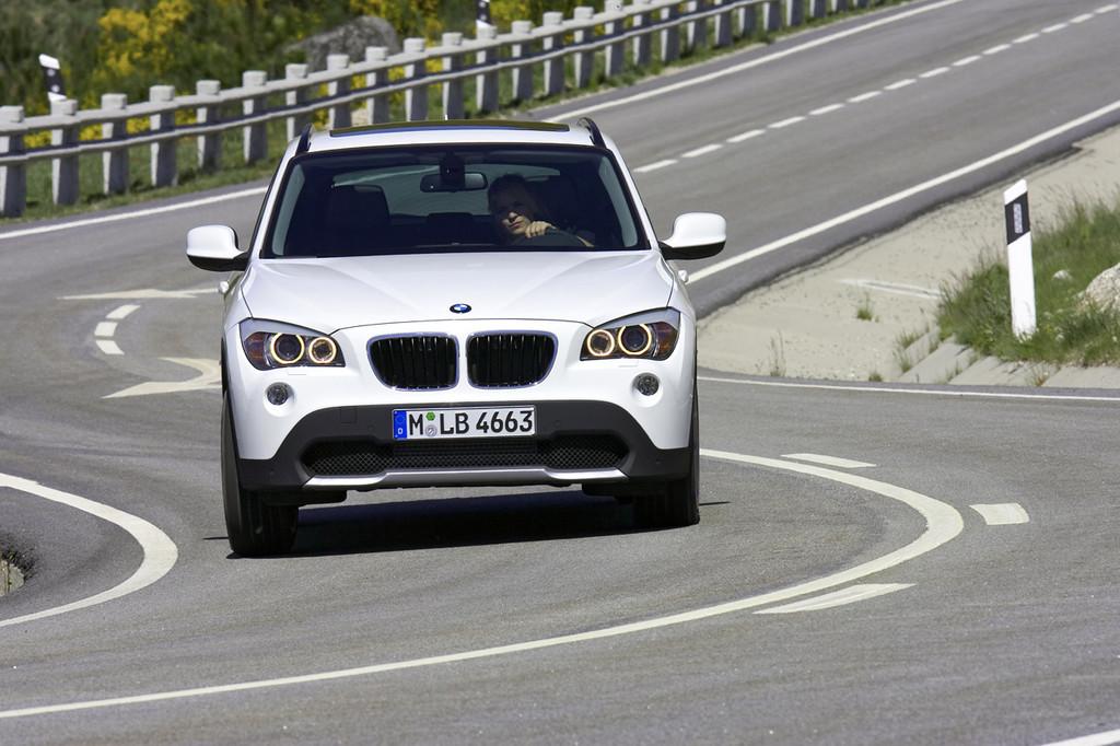 Foto de BMW X1 (16/120)