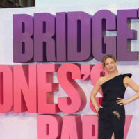 Y Bridget Jones pisó de nuevo la alfombra roja