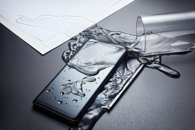 Galaxy Note8 S Pen Ip68 2