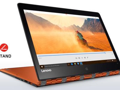 Lenovo presenta dos nuevos equipos: Yoga 900 y Yoga Home 900