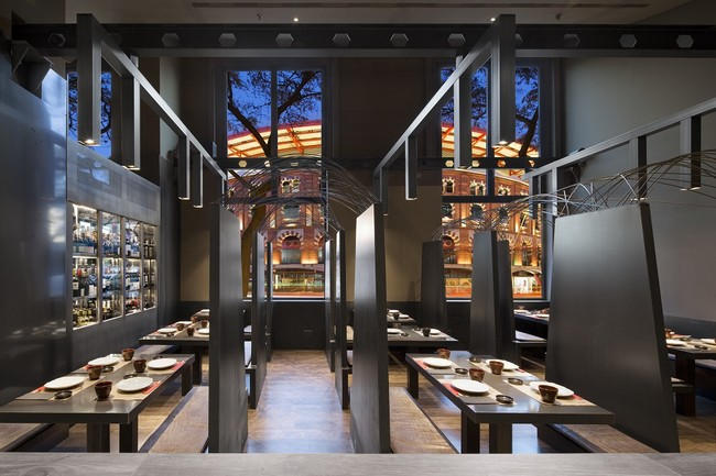 Restaurante Umo Barcelona