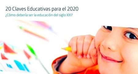 La Fundación Telefónica publica las 20 claves para la educación del siglo XXI