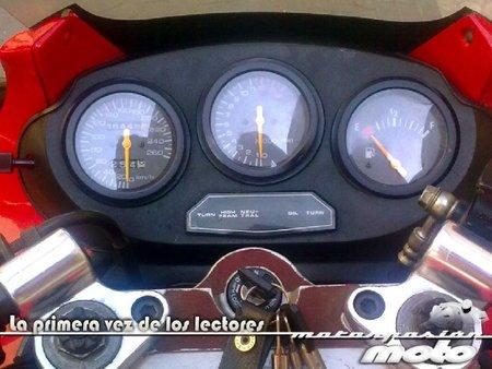 La primera vez de nuestros lectores: Siasegos y su viaje en moto al infierno.