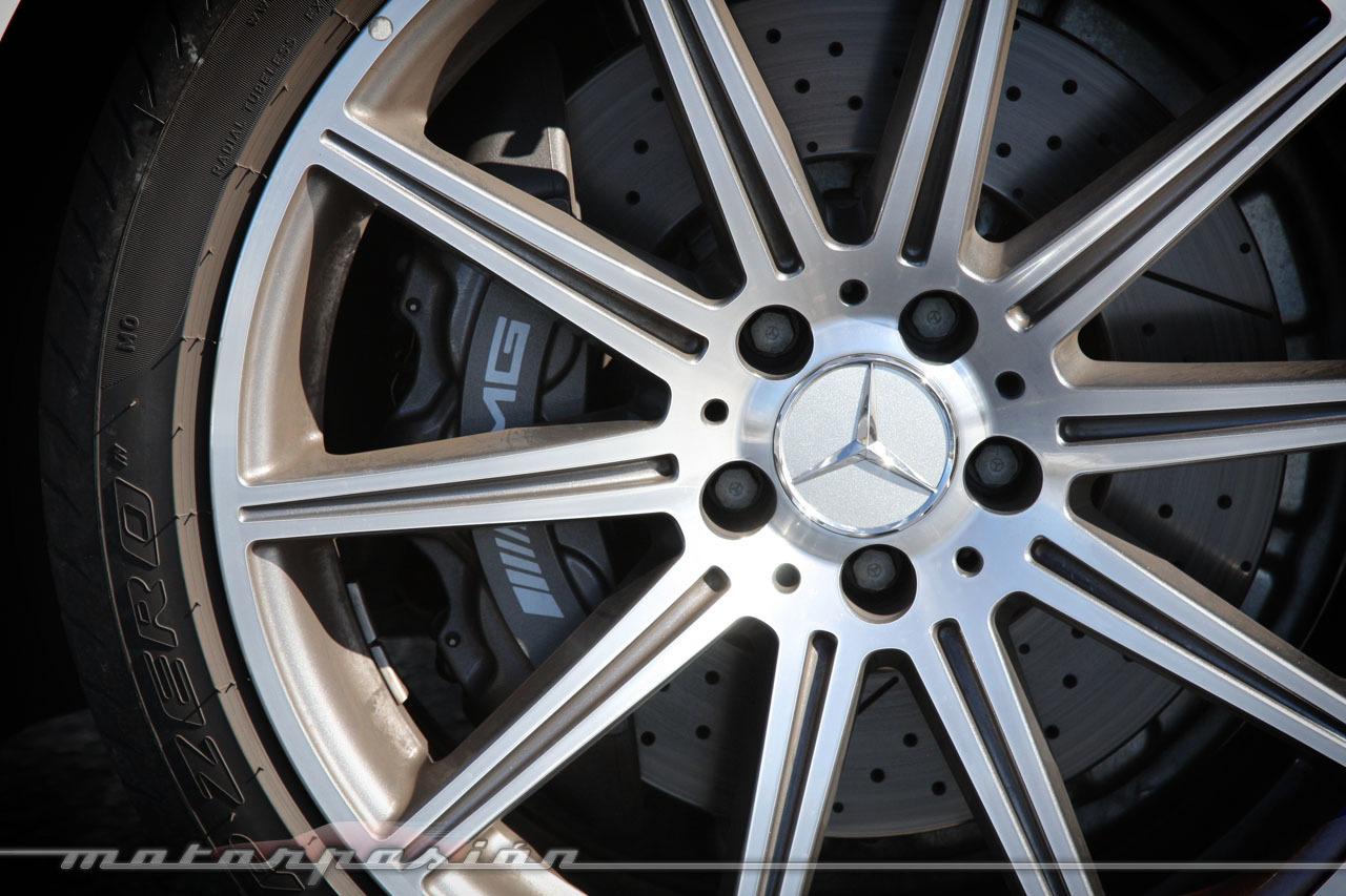 Foto de Mercedes-AMG E 63 4Matic (prueba) (36/42)