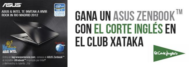 Asus Zenbook con ECI en club Xataka