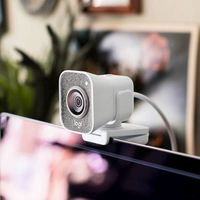 Logitech presenta su nueva cámara web StreamCam para los amantes de las redes sociales
