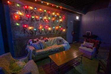 El bar pop-up dedicado a 'Stranger Things' en Chicago, visita obligada para fans