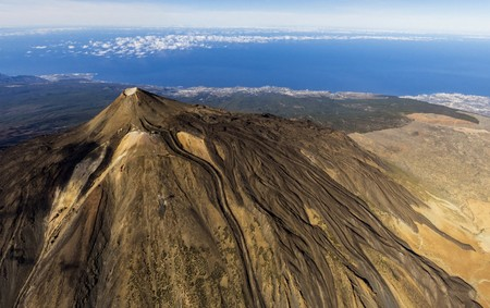 Crater Teide