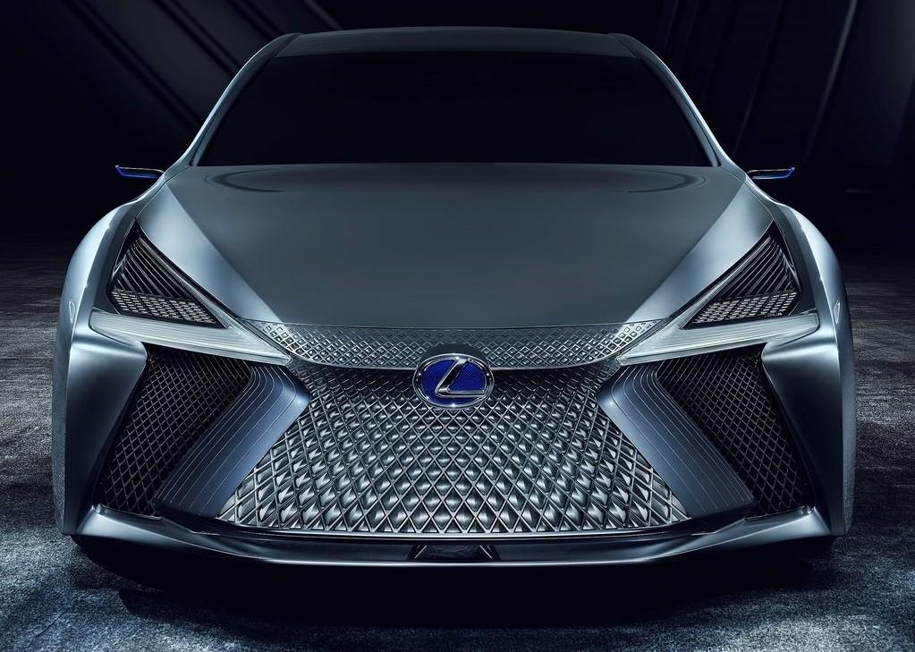 Foto de Lexus LS+ Concept, Auto Show de Tokio 2017 (11/12)