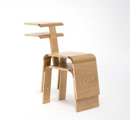 Premios ahec dise os innovadores en madera for Programa para hacer planos de muebles