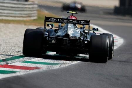 Bottas Italia F1 2021