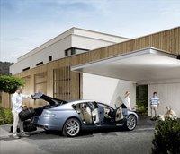 El Aston Martin Rapide se volverá a fabricar en Reino Unido