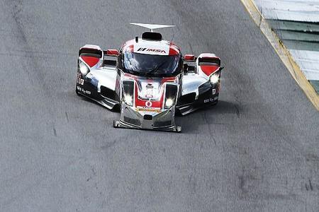El DeltaWing DWC13 está listo para competir en Petit Le Mans