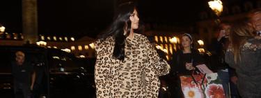 Tanto exceso no puede ser bueno: el último look de Kim Kardashian saca la fiera que hay en ella y deja a todo el mundo flipando