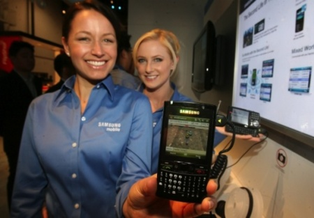 Samsung lleva Second Life al teléfono móvil