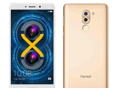 Huawei Honor 6x Gold, con 32GB de capacidad, por 172,33 euros en AliExpress