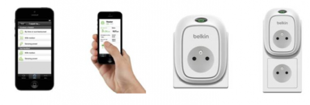 Belkin wemo insight switch - 2