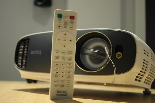BenQ W1700 4K, análisis: un proyector 4K que quiere hacer de la resolución 4K un habitual en nuestros hogares