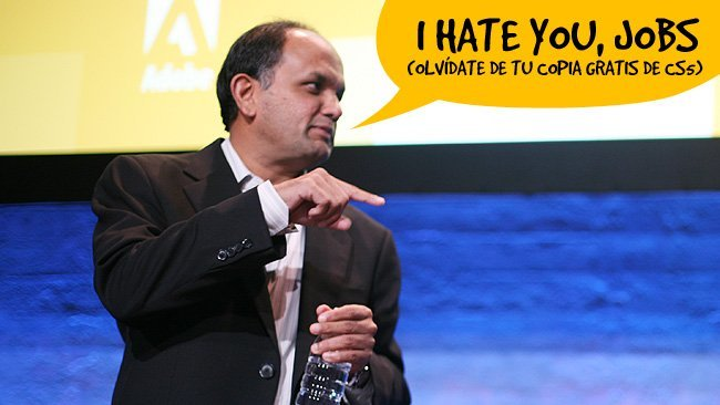 Adobe Flash CEO Shantanu Narayen