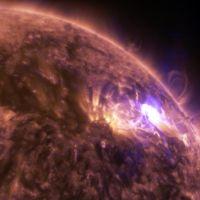 La NASA captó una impresionante erupción solar y ahora nos la muestra en glorioso 4K