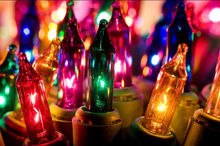las luces de navidad traen dinero